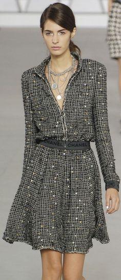 Chanel ~ Paris... | Street Fashion