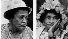 "Whoopi Goldbergs latest project, a documentary that will air on HBO, chronicles the audacious career of black lesbian comic Jackie ""Moms"" Mabley."