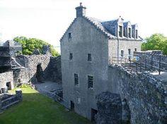 Dunstaffnage Castle & Chapel - Oban, Scotland
