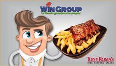 Win Group / Tony's Roma