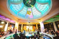360° Lounge Bar - fusion hotel prague - Praha 1 - oficiální stránka #lounge #bar #prague Prague Nightlife, Lounges, Ferris Wheel, Night Life, Places To Go, Bar, Sitting Rooms, Family Rooms, Salons