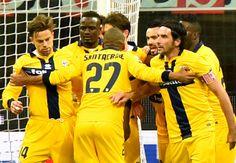 Parma Mungkin Akan Terima Sanksi Kembali - Setelah kabar yang mengejutkan bahwa Parma di lego dengan harga satu Euro, Parma akan terancam terkena sanksi tambahan yaitu Parma gagal meembayar Salary para pemain dan staffnya.