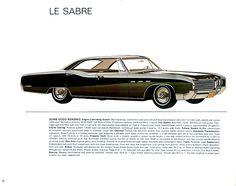 1967 Buick Le Sabre 4-Door Hardtop
