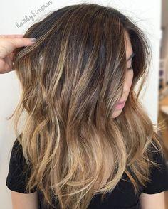 1000+ ideas about Balayage Dark Hair on Pinterest   Brown Hair ...