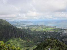 Haiku Stairs. Hawaii