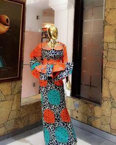 Trendy, Stylish, and Head-Turning Ankara StylesAnkara Fabulous! Trendy, Stylish, and Head-Turning Ankara Styles Ankara Gown Styles, Latest Ankara Styles, Latest African Fashion Dresses, Ankara Gowns, Ankara Dress, African Wear, African Dress, African Lace, Ankara Skirt And Blouse