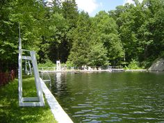 highlands natural pool in northern new jersey-- summer to-do list!