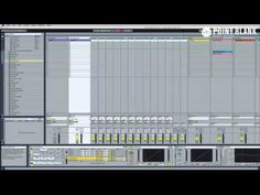 Parallel Compression in Ableton Live - YouTube