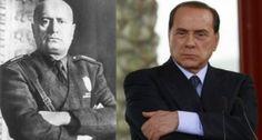 Έπαινοι του Μπερλουσκόνι για τον Μουσολίνι! Σάλο προκάλεσε για μία ακόμη φορά με τις τοποθετήσεις του ο Σίλβιο Μπερλουσκόνι, ο οποίος επιφύλαξε σήμερα εγκωμιαστικά σχόλια για τον δικτάτορα Μπενίτο Μουσολίνι.