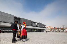 pavilion centro cultural em viana do castelo