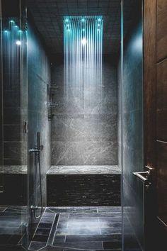 12 Modern Bathroom Shower Designs Most of the Elegant and Stunning Bathroom Design Bathroom Designs Elegant Modern Shower Stunning Dream Bathrooms, Beautiful Bathrooms, Luxury Bathrooms, Dream Shower, Luxury Shower, Bathroom Design Luxury, Modern Luxury Bathroom, Modern Shower, Contemporary Bathrooms