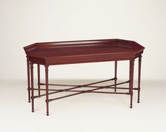 23008 // Decca // Traditional Collection // Traditional Hand Carved Coffee Table