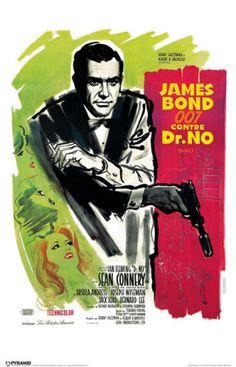 James Bond - Dr No - French