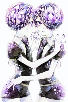 Amethyst/Houseki no kuni Manga, Cartoon Games, Anime Kawaii, Magical Girl, Me Me Me Anime, Cute Drawings, Anime Characters, Fantasy Art, Cool Art