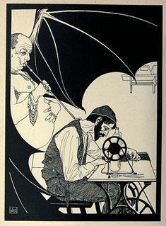 Songs of the Ghetto, 1899 // Ephraim Moses Lilien