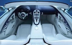 Bugatti has accomplished what many might consider impossible-- improving on their own Veyron Grand Sport. The new Bugatti Veyron Grand Sport L'Or Blanc br 2011 Bugatti Veyron, Bugatti Veyron Interior, Bugatti Cars, Bugatti Chiron, Supercars, Automobile, Most Expensive Car, Modified Cars, Automotive Design