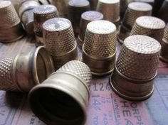 Image result for 1684 - A patent was granted for the thimble.