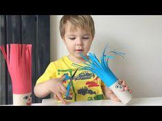 Η χρήση του ψαλιδιού είναι ένα από τα σημαντικότερα πράγματα με τα οποία πρέπει να εξοικειωθεί ένα παιδί από όσο το δυνατόν μικρότερη ηλικία. Εκτός από τη χρηστικότητά του το παιδί μαθαίνει να χρησ…