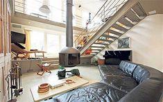 interior houseboat london katherine dock