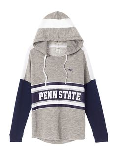 d6a3b50044aae Penn State University Varsity Pullover Hoodie - PINK - Victoria s Secret  James Madison University