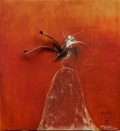 Brett Whiteley: Feathers and Flight :: Art Gallery NSW Australian Painting, Australian Artists, Modern Art Artists, Information Art, Artwork For Home, Inspirational Artwork, Art For Art Sake, Great Pictures, Birds In Flight