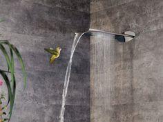 WEBERT TÜRKİYE ; Duş Sistemi ; AC0741   Duş Başlığı Duvardan ankastre Şelale ve yağmurlama akış