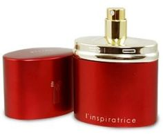 Divine L'Inspiratrice -Patchouli, rose, ylang ylang, bergamot, peony, white musk, vetiver, vanilla and tonka bean