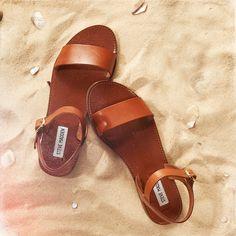 *HOLLISTER Co. - STEVE MADDEN || 'Donndi' sandal | Sandalias 'Donndi'