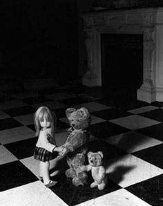 Edith and Mr. Bear (I think that's what it's called)