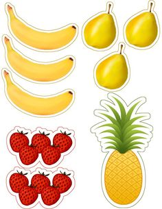 Ovoce Best Picture For Fruit for kids For Your Taste You are looking for something, and it is going to tell you exactly what you are looking for, and you didn't find that picture. Here you will find t Play Food, Dramatic Play, Food Themes, Fruit And Veg, Pre School, Preschool Activities, Carnival Activities, Montessori, Crafts For Kids