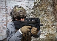 WE Airsoft P90 GBB First Impressions