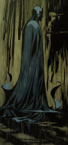 Batman by Dustin Nguyen in Detective Comics #866