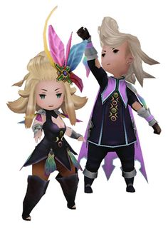 Bravely Default - For the Sequel
