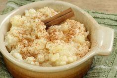 Riz au lait à la vanille léger Weight watchers, une recette légère facile et simple à réaliser chez vous et .