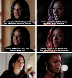 HTGAWM - Annalise and Laurel and Michaela