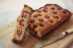 Frangipane and Raspberry Tart — Danielle Heyhoe