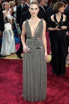 Celebrities first Oscars ceremony dresses: Then vs now: Jennifer Lopez, Anne Hathaway | Glamour UK