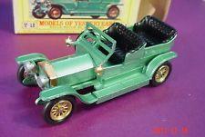 Lesney Matchbox Models of Yesteryear No: Y-15 1906 Rolls-Royce MIOB