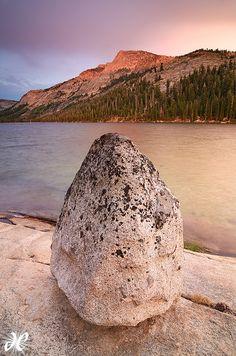 """Dragon Egg,"" Tenaya Lake, Yosemite National Park, CA. Photo: Joshua Cripps via Flickr"