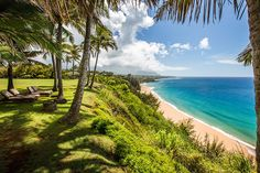 Will Smith's former vacation home on the Hawaiian island of Kauai is on the market.