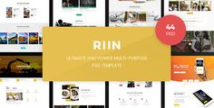 Run - Powerful Multi-Purpose PSD Template by UnionAgency  Home pages1. Lawyer 2. Marketing 3. Reataurant 4. Medical 5. Wedding 6. Gym 7. Spa 8. Application 9. Building/Constraction 10. Ec