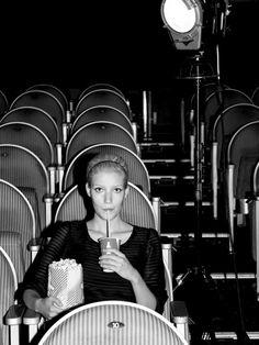 Cinema   movie goer