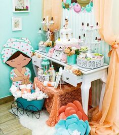 New Party Decorations For Girls Spas Ideas Kids Pamper Party, Spa Day Party, Kids Party Snacks, Spa Birthday Parties, Sleepover Party, Slumber Parties, Birthday Ideas, Beauty Party Ideas, Ideas Party