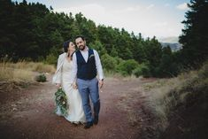 Next-day photography (George & Ioanna) Rustic Wedding Inspiration, Wedding 2017, Happily Ever After, Bride Groom, Suit Jacket, Breast, Wedding Photography, Fashion, Moda