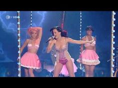 ขนมหวาน Katy Perry - Teenage Dream - (Live) at ZDF - YouTube