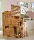 Silvio Design-Katzenhaus Weide - I need one of these for my cats!