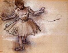 Dancer - Degas