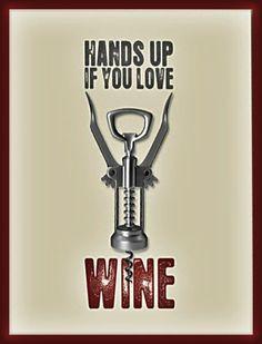 4 the ♥ of Wine... [Via Etsy - WeddingGiftsPlus]