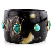 Ashley Pittman, Native American bracelet