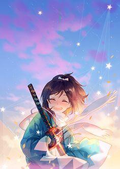 Yamatonokami Yasusada - Touken Ranbu [ Credits to original artist(s) ]